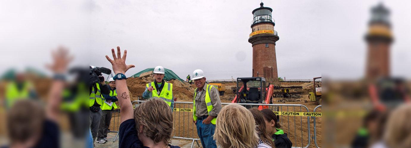 group of people excavating landfills